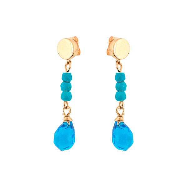 pendientes-santorini-azul